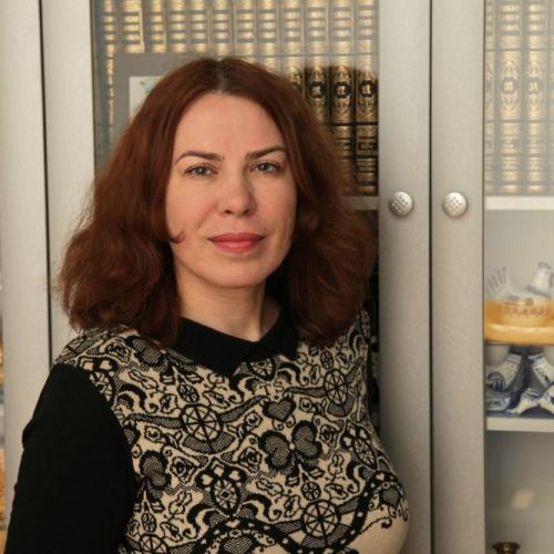 Агапова Марина Валентиновна